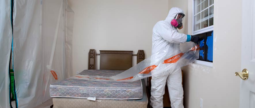 Fort Worth, TX biohazard cleaning